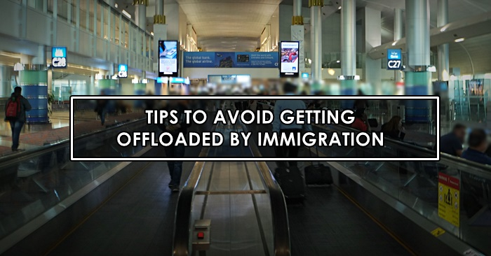 immigration offload tips