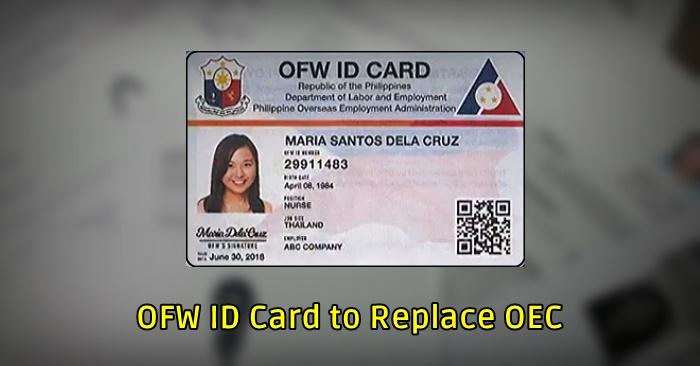ofw id card