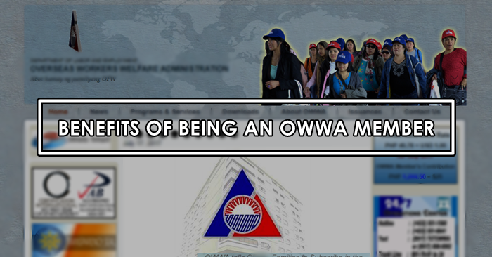 owwa membership and benefits