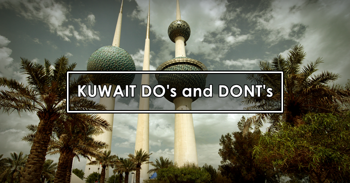 kuwait dos and donts