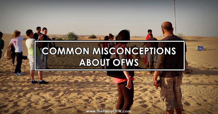ofw misconceptions
