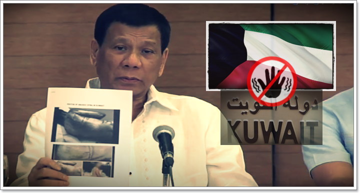 duterte ban on kuwait