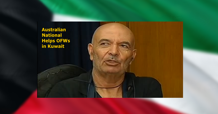 Australian National Helps Abused OFWs