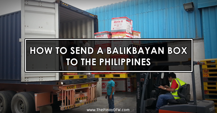 how to send balikbayan box ph