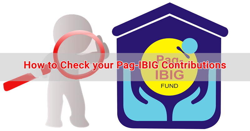 Ways to Verify your Contributions in Pag-IBIG