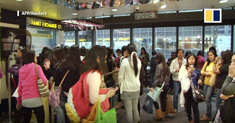 Foreign Domestic Workers in Hong Kong Get 2.5% Wage Hike