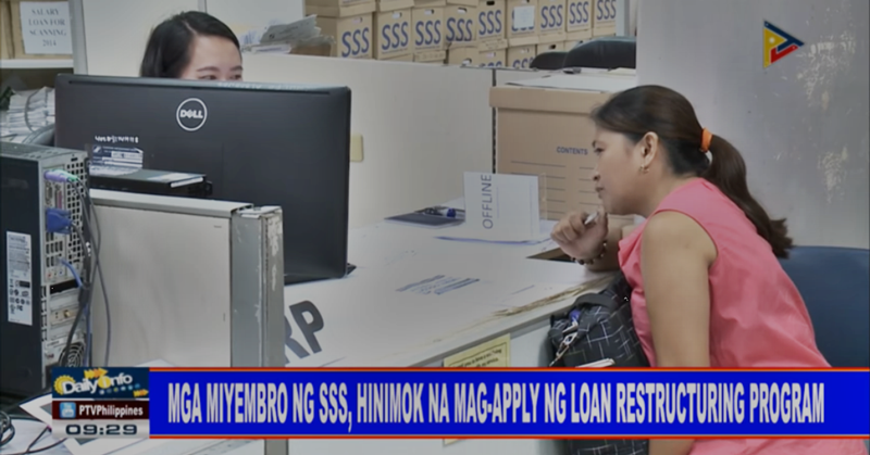 SSS Delinquent Loan Borrowers Have until Oct 1 to Avail Loan Amnesty