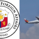 DFA Warns Pinoys that there is 'No Safe Place' Abroad, Shares Tips on Safe Traveling