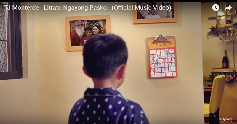 WATCH: Sentimental Christmas Tribute about OFW Families Released