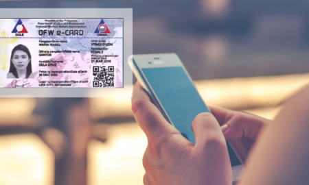 OWWA Introduces New OFW E-Card