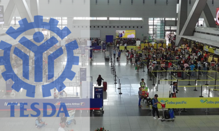 TESDA Help Desks at Airports Assist Almost 900 OFWs