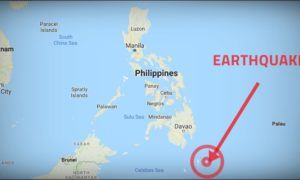 earthquake southern philippines