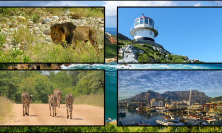 How to Apply for a South African Tourist Visa