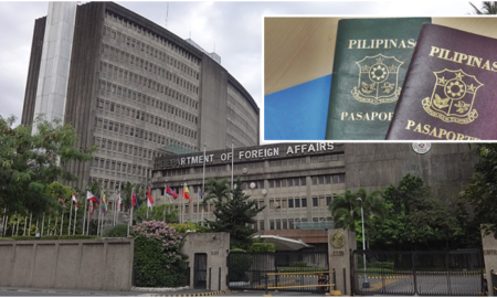 Ex-Passport Contractor Takes Off with DFA Data