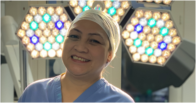 Filipina Nurse in London to Receive Royal Citation for Community Work
