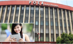 POEA No Longer to Accept Walk-in Applicants