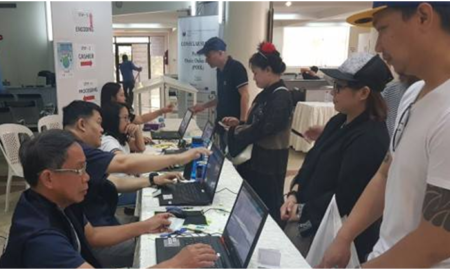 DFA Coordinates with COMELEC for Fast-Tracking of OAV Process