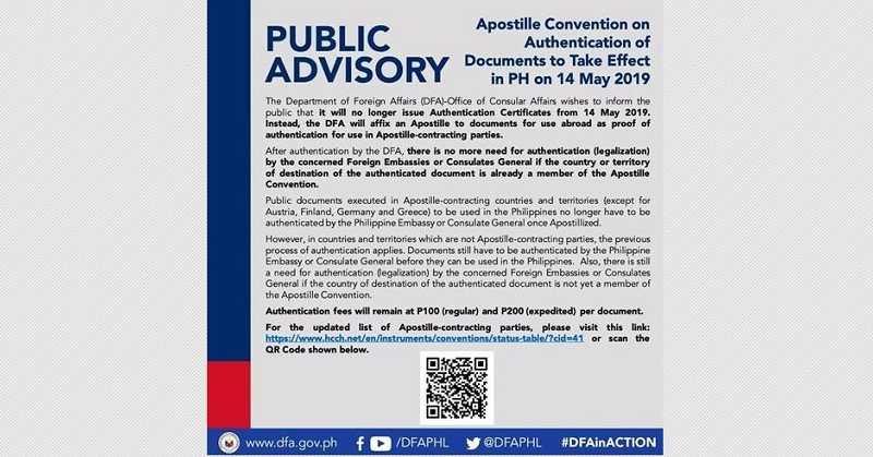 Advisory No More Red Ribbon Affixed on PH Documents 1