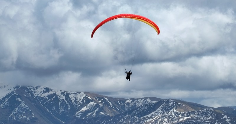 OFW Tourist in Georgia Killed in Freak Paragliding Accident   The