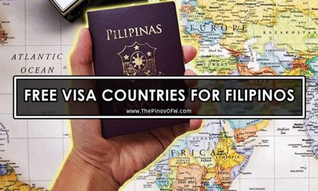 visa free countries for filipinos