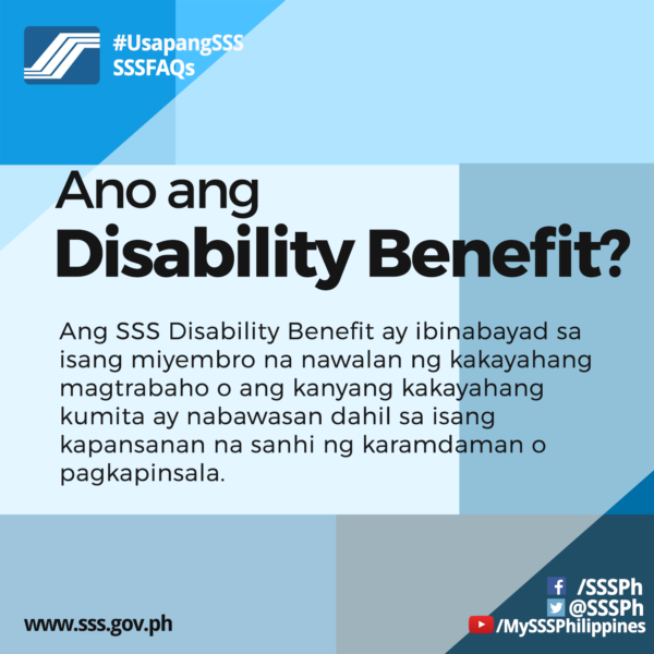 How to Claim SSS Disability Pension