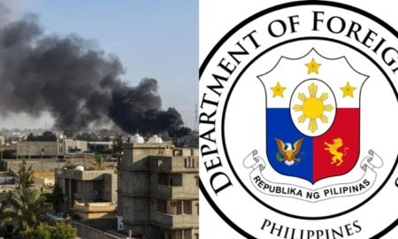 DFA: No Filipinos Affected in Deadly Airstrike at Migrant Detention Centre in Libya