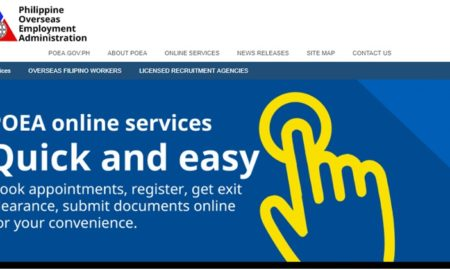 How to Check for Overseas Jobs via the POEA Website