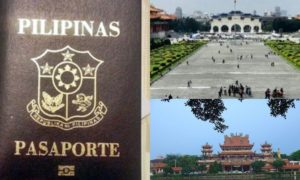 Taiwan Announces Extension of Visa-Free Benefit for Filipinos for Another Year