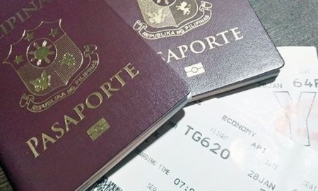 Immigration Nabs 2 Fake Filipinos, Reviews Case on Syndicate behind Passport Scam