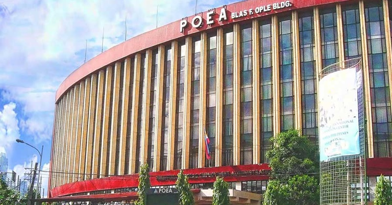POEA: No Language Training Fees for Japan technical internships