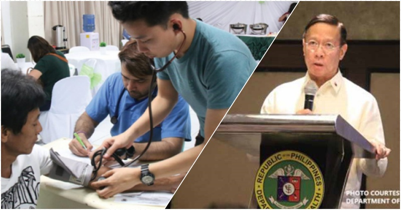 "Universal Health Care Law 2020 Nationwide Rollout ""Not Possible"" – DOH"