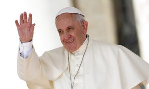 Pope Francis to Visit Japan, Thailand in November
