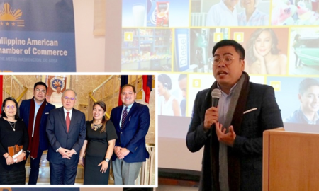 PH Embassy in Washington D.C. Holds 'Balik Ka, Kabayan' Seminar