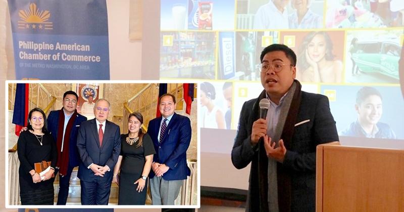 PH Embassy in Washington D.C. Holds 'Balik Ka, Kabayan' Seminar