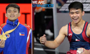 WATCH - Teen Makes History as First Pinoy to Win Gold in World Gymnastics