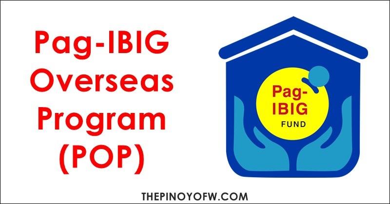 pag-ibig overseas program