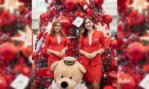 Win FREE Flights When You Take a Photo With This Christmas Tree at NAIA Terminal 3