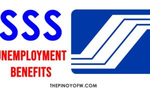sss unemployment benefits