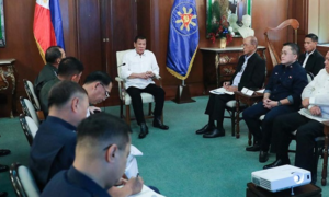Duterte & AFP Discuss Safety Measures for OFWs Amid US-Iran Tension