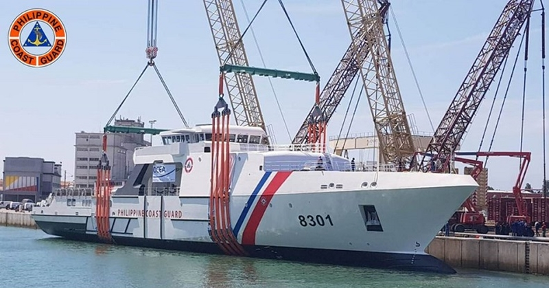 Patrol Vessel Ready to Repatriate OFWs Amid Rising Tension in Middle East