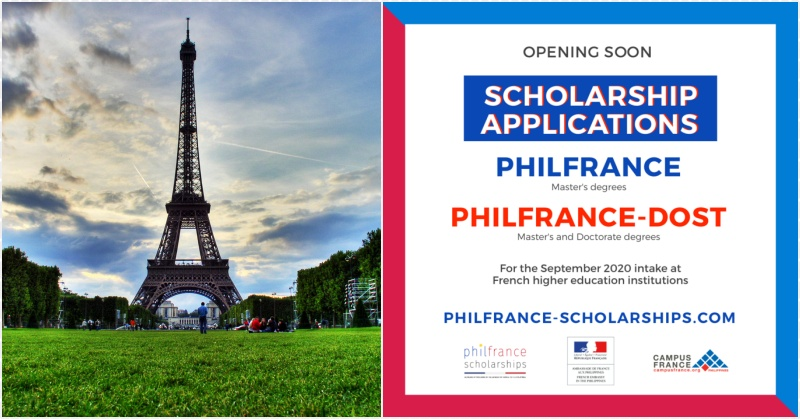 France Opens Expanded Scholarship Programs to Filipinos