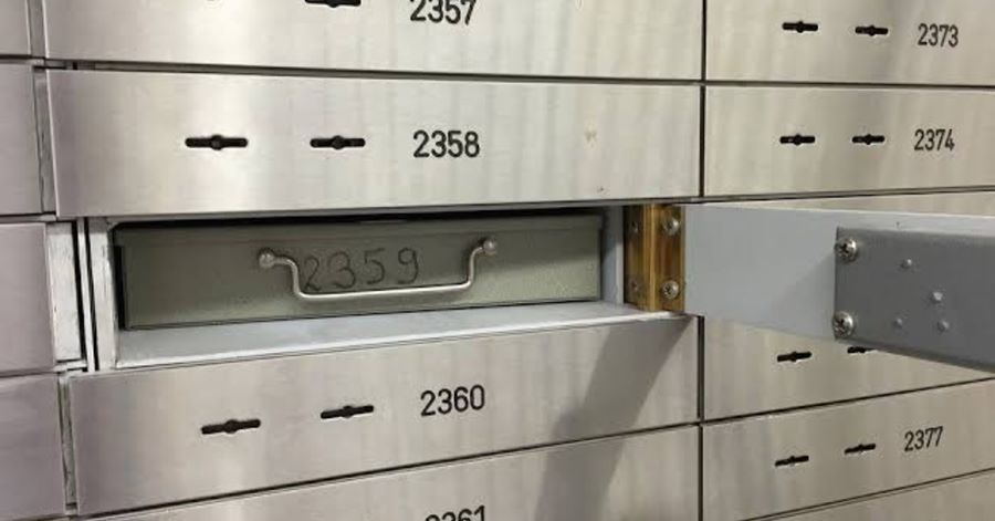 philippine banks safety deposit box