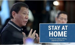 Duterte Places Entire Luzon Under Quarantine; Here are the Details