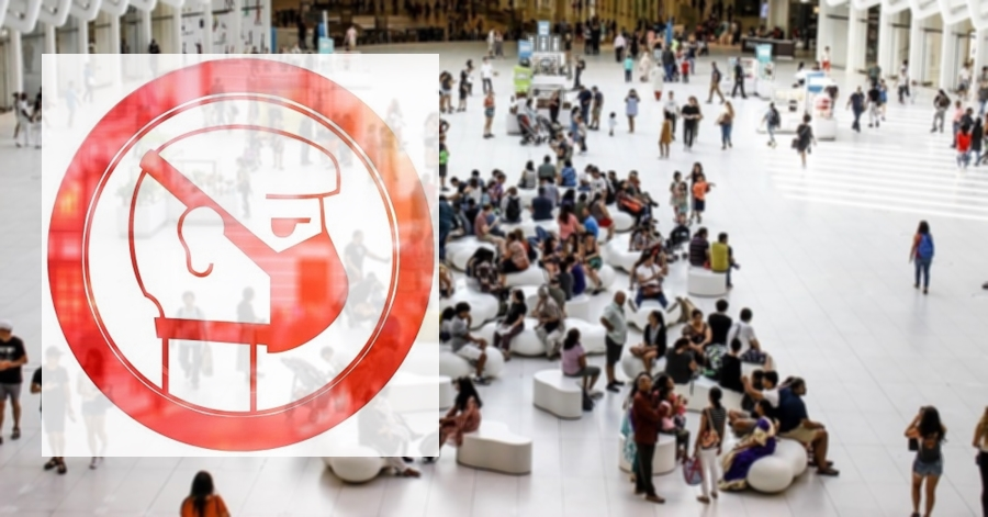 Keep Away from Malls, Markets, Crowded Places - DILG