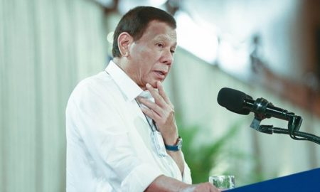 President Duterte to Undergo Testing for COVID-19