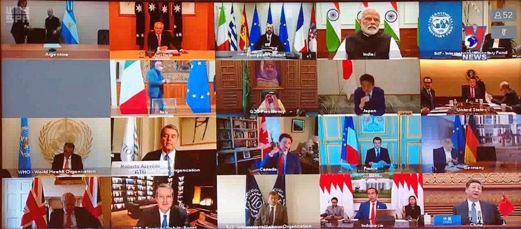 We are Committed to Do Whatever it Takes to Overcome the Pandemic -- G20 Leaders