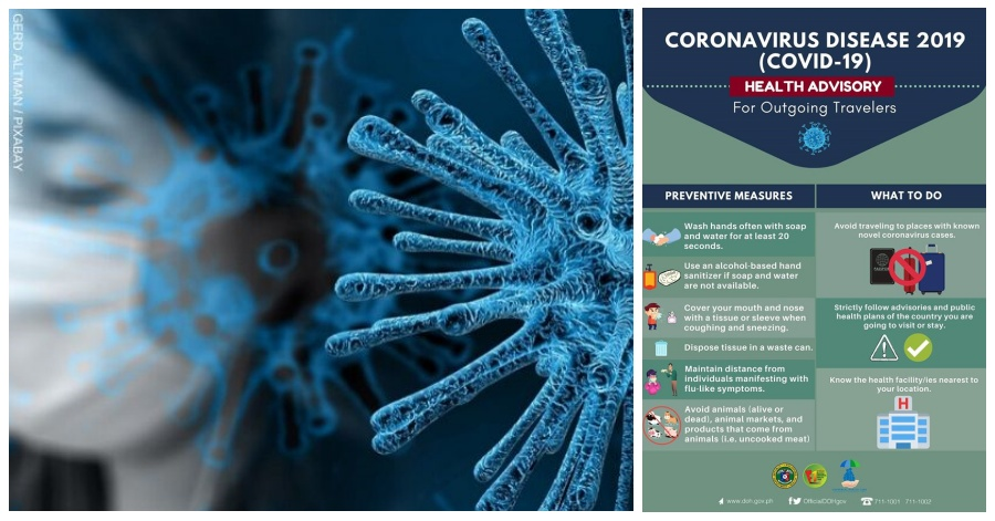 Traveler's Guide to Prevent the Spread of COVID-19