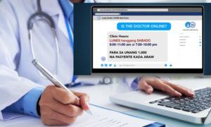 Network of 700 Doctors to Offer Free Covid-19 Consultation Online