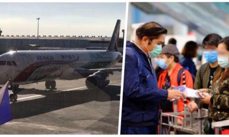 163 Filipino Repatriates from Macau Arrive in PH