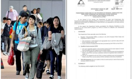 How to Avail DOLE's One-Time Financial Assistance Program for OFWs